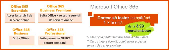 Banner Microsoft O365